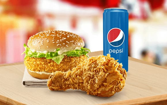 COMBO FRIED CHICKEN C
