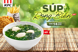 Launching new product – SEAWEED SOUP!!!