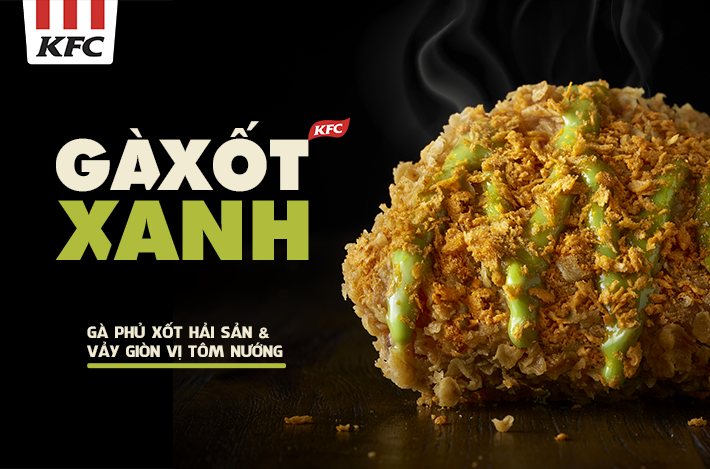 Launching Green Sauce Chicken!!!