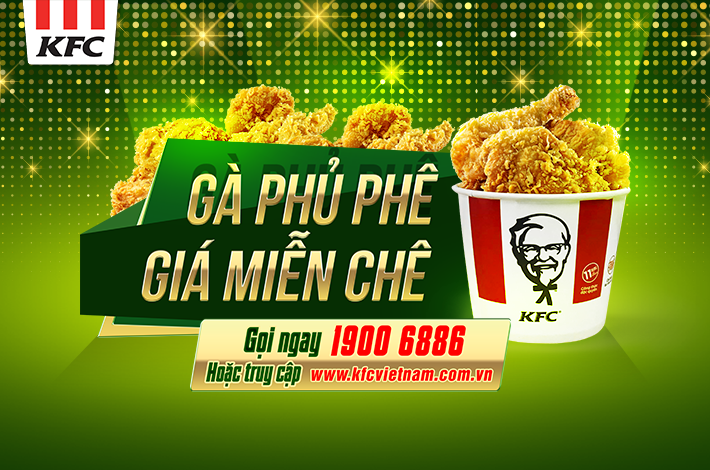Order KFC Combo with best price!!!